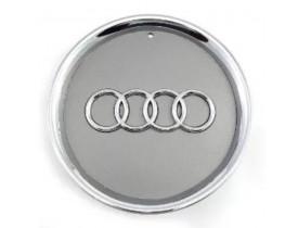 Calota Centro Da Roda / Audi A3 / Original / Cromada