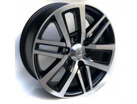 Jogo de Roda Toyota Hilux SRX / SR / SRV / SW4 Diamond / Ramlow P2090