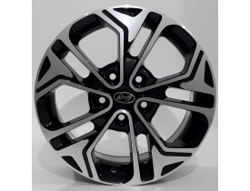 Jogo de Roda Hyundai Creta Maggiore 2021 / Monacco Wheels Vollk