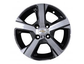 Jogo de rodas GM Onix LTZ / BRW 1430